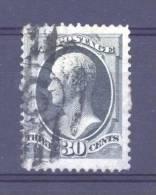 USA  -  1870 :  Yv  48  (o)                 ,      N3 - 1847-99 Unionsausgaben