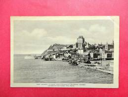 Quebec > Québec - La Citadelle  And Steamship Wharves ----- Ref 649 - Québec - La Citadelle