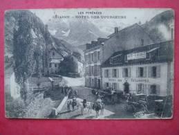65. GAVARNIE - Hôtel Des Voyageurs - Gavarnie