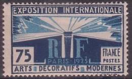 µ12 -  ARTS DECORATIFS PARIS  N° 215 - NEUF Avec Charnière - Petit Prix - France
