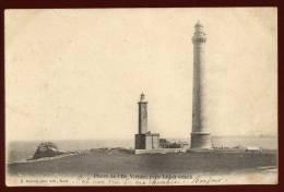 Cpa Du 29  Laberwrach Phare De L' île Vierge PLOZ3 - Ploudalmézeau