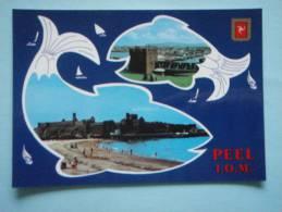 22644 PC: ISLE OF MAN: Peel. - Isle Of Man