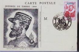 JOURNEE DU TIMBRE EN 1946 - Algeria (1924-1962)