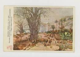 Panorama Du Congo De P. Mathieu Et A. Bastien : IV, Village Et Danses Indigènes *f0697 - Congo Belge - Autres