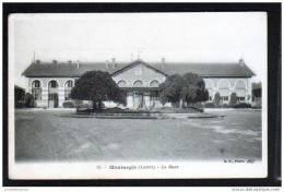 45 - MONTARGIS - LA GARE - Montargis