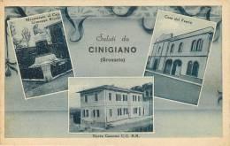 ITALIE - CINIGIANO - SALUTI - Italia