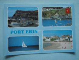 22668 PC: ISLE OF MAN: Port Erin. - Isle Of Man