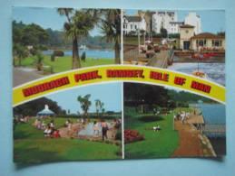 22675 PC: ISLE OF MAN:  Mooragh Park, Ramsey. - Isle Of Man