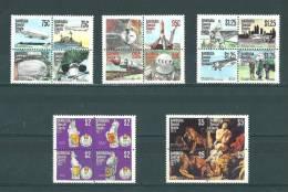 Barbuda:  345/ 364 ** - Antigua Et Barbuda (1981-...)