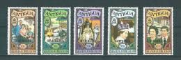 Barbuda: 308/ 312 ** - Antigua Et Barbuda (1981-...)