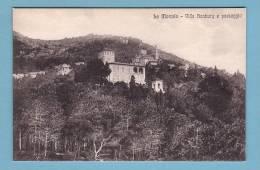 03668) VENTIMIGLIA, LA MORTOLA, VILLA HANBURY E PAESAGGIO - Ediz. Foto G. Bugelli, Ventimiglia - Non Classés