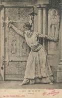 Sarah Bernhardt Dans Theodora Par Nadar Photographe No 26 Judaica Belle Juive - Artisti