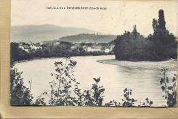 74 - Etrembières : L' Arve - Autres Communes
