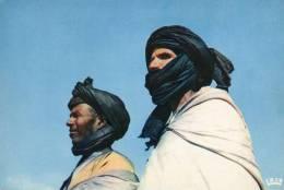 Maroc ,Mauritanie, Cpsm . M'Hamid.Méharistes. - Mauritanie