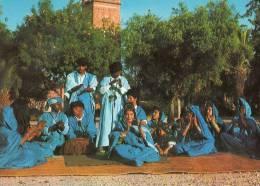 Maroc ,Mauritanie, Cpsm . Guédra. - Mauritanie
