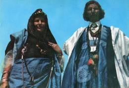 Maroc ,Mauritanie, Cpsm . Danseurs Célèbres De La Guédra. - Mauritanie