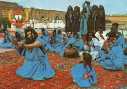 Maroc.Mauritanie. Danse De La Guédra. - Mauritanie