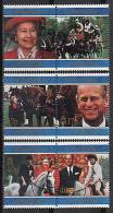 South Georgia 1997 - Noces D'or Reine Elisabeth II // Golden Wedding QE II - 6v Neufs*** (MNH) - Géorgie Du Sud