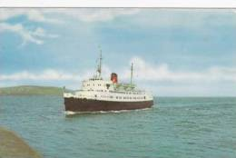 SHIPPING - FERRY - THE MANX MAID - Isle Of Man
