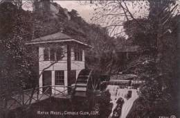 WATER WHEEL, GROUNDLE GLEN, I.O.M. - Isle Of Man