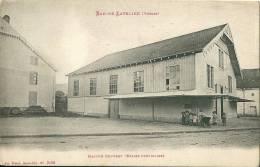 88      BAN-DE-LAVELINE  MARCHE COUVERT ( EGLISE PROVISOIRE) - France