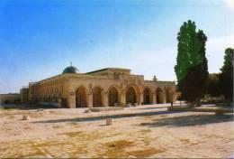 Israel - Jerusalem - El Aqsa Moschee - Israel