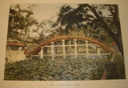 Japon - Le Pont Sumiyoshi à Osaka - Début XXe. - Plaatsen