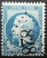 G.C  N° 828           CHABLIS            YONNE - Marcophilie (Timbres Détachés)