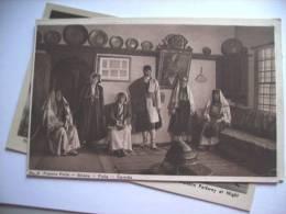 Bosnië En Herzegovina Sarajevo Museum Trachten Klederdrachten - Bosnië En Herzegovina