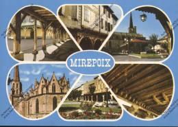 MIREPOIX Ariège 09 : Halles Marché Couvert - Mirepoix