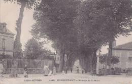¤¤  -  1442   -  MONCOUTANT   -   Avenue De La Gare     -  ¤¤ - Moncoutant