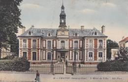 ¤¤  -  44   -  CHATOU    -   L'Hôtel De Ville   -  ¤¤ - Chatou