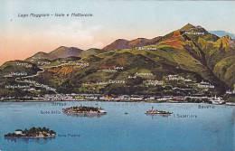Isole E Mottarone, Lago Maggiore, Switzerland, 1900-1910s - Altri