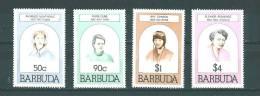 Barbuda: 507/ 510 ** - Antigua Et Barbuda (1981-...)