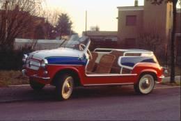 FIAT 600 JOLLY GHIA - Automobiles