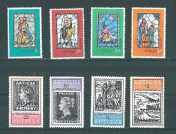 Barbuda:  423a/ 426a + 453/ 456 ** - Antigua Et Barbuda (1981-...)