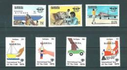Barbuda:  434/ 440  ** - Antigua Et Barbuda (1981-...)