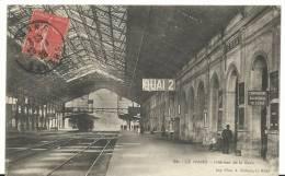 Sarthe :  LE  MANS  :  Intérieur De La  Gare - Le Mans