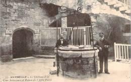 13 - Marseille - Ile Du Château D'If, Cour Intérieure Et Prison De L'Abbé Faria - Château D'If, Frioul, Iles ...