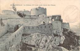 13 - Marseille - Le Château D'If Côté Nord, Chemin Des Prisons - Château D'If, Frioul, Iles ...