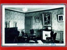 - BECHEREL -Couvent De Saint Thomas - Le Salon - Bécherel