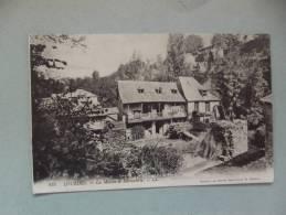 Cp Lourdes La Maison De Bernadette - Lourdes