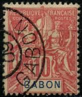 Gabon (1904) N 20 (o)
