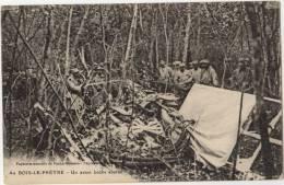 Vintage Postcard, Au Bois-Le-Pretre, Un Avion Boche Abattu (ref.#-353e) - War 1914-18
