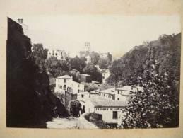 PHOTOGRAPHIE 1900 : ROYAT FABRIQUE DE CHOCOLAT 63 PUY-DE-DOME 22 X 16 Cm - Unclassified