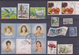 """Lote De Sellos Usados / Lot Of Used Stamps  """"MUNDIALES / WORLDWIDE""""   S-1364 - Postzegels"""