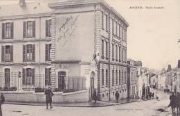 CPA - 44 - ANCENIS - école Joubert - Ancenis