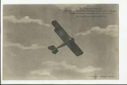 ANGERS - Circuit D'Anjou - Gd Prix D'Aviation De L'Aéro-Club De France Angers Cholet Saumur 1912 ALLARD Biplan Caudron - Angers
