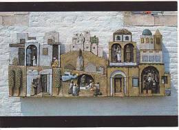 Beauraing. Les Mystères Joyeux. Céramique De Max Van Der Linden. - Kerken En Kloosters