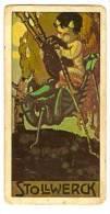Stollwerck 479-V Springpferdchen. Grasshopper Or Cricket, Sprinkhaan Of Krekel, Sauterelle - Stollwerck